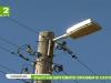 Уличните лампи в селото се гасят в 12:30 часа всяка нощ.